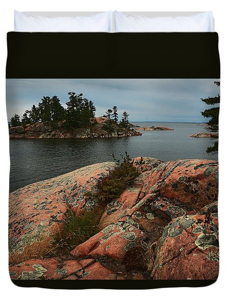Killarney Chikanishing Trail-1 Duvet Cover