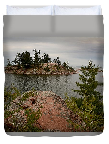 Killarney-chikanishing Trail-2 Duvet Cover
