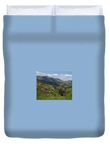 Killarney National Park Duvet Cover by Matt MacMillan