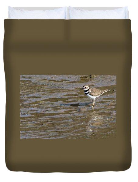 Killdeer Hunting Duvet Cover
