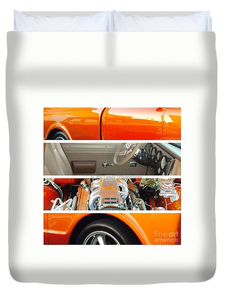 Killeen Texas Car Show - No.2 Duvet Cover