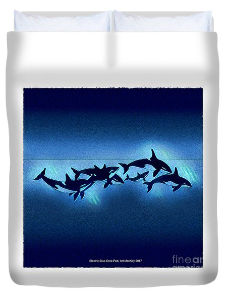 Killer Pod Duvet Cover