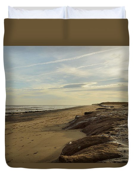Kilnsea  Duvet Cover