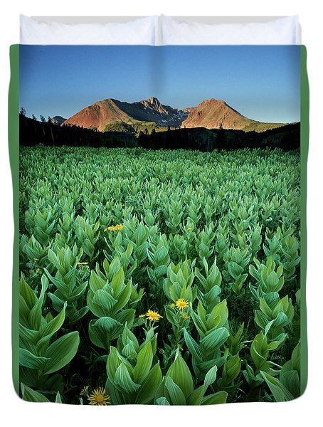 Kilpacker Basin Duvet Cover