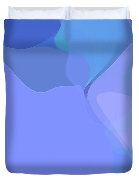Kind Of Blue Duvet Cover