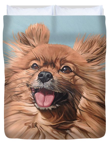 King Louie Duvet Cover