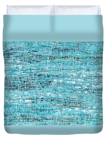 King Tide Duvet Cover