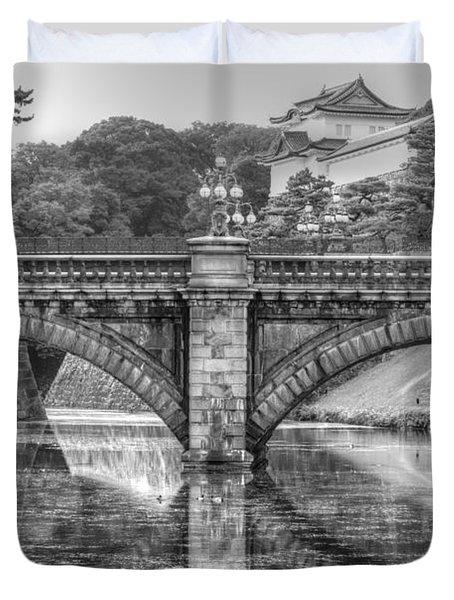 Kings Bridge Tokyo Duvet Cover