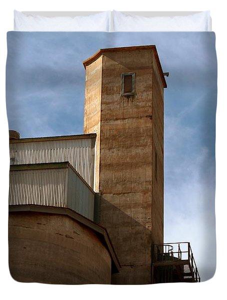 Kingscote Castle Duvet Cover