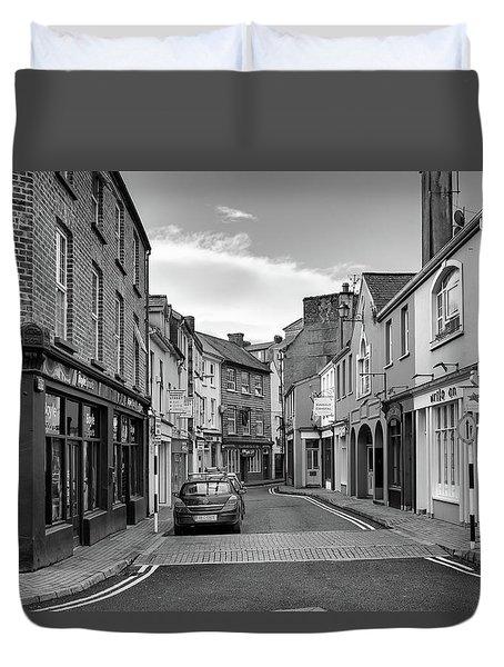 Kinsale Side Street Duvet Cover