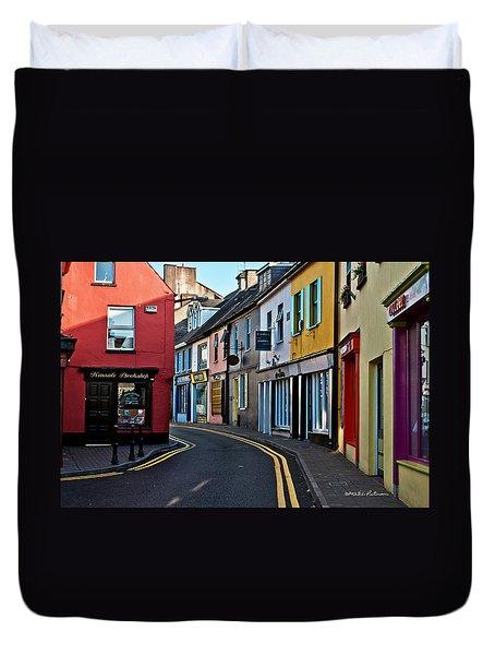 Kinsale Street Duvet Cover