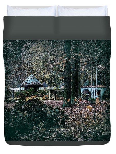 Kiosk Duvet Cover