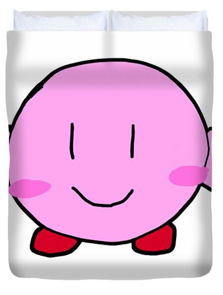 Kirby Duvet Cover