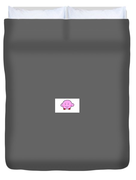 Kirby Duvet Cover