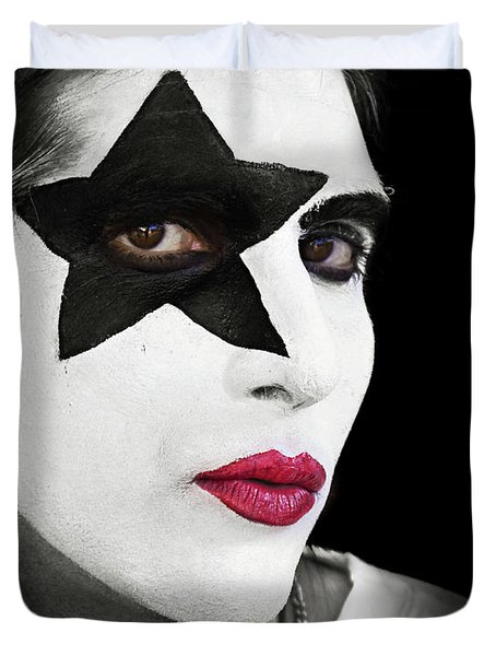 Kiss Duvet Cover