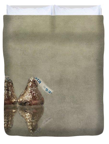 Kisses Duvet Cover