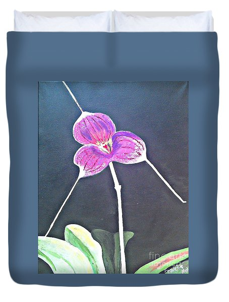 Kite Orchid Duvet Cover