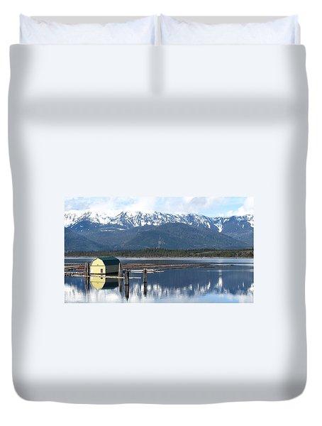 Kitimat Duvet Cover