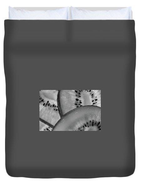 Kiwi Art Duvet Cover