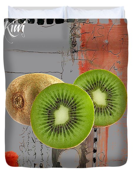 Kiwi Collection Duvet Cover