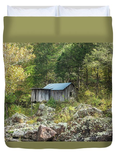 Klepzig Mill Duvet Cover by Julie Clements