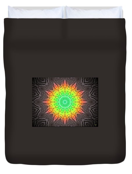 Klidanature Sun  Duvet Cover