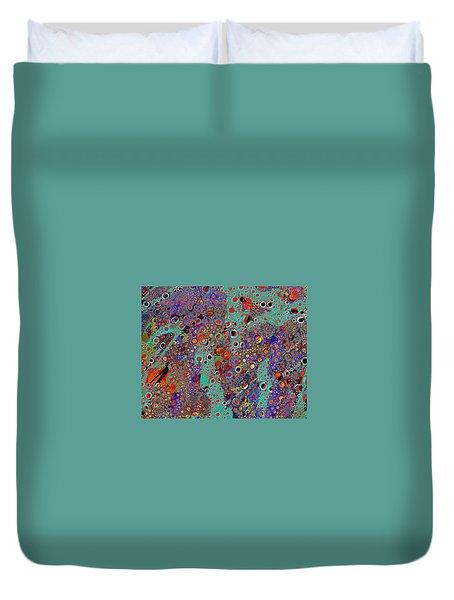 Klimt Trip Duvet Cover