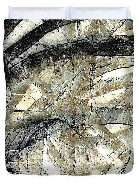 Knotty Duvet Cover