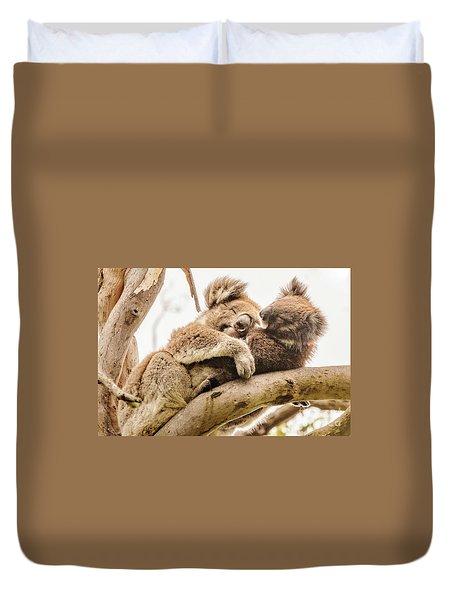Koala 5 Duvet Cover by Werner Padarin