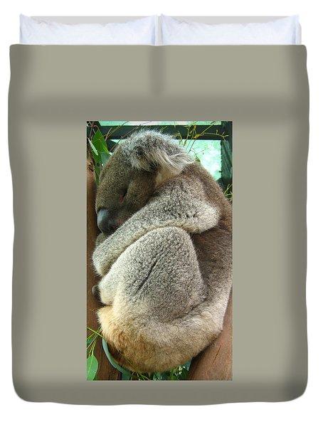 Koala Duvet Cover
