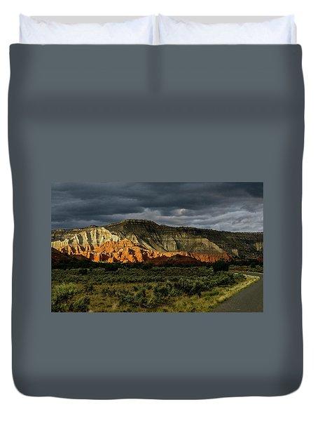 Kodachrome 1 Duvet Cover