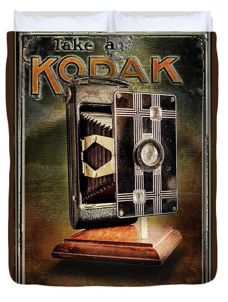 Kodak Duvet Cover