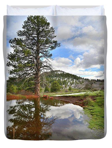 Kolob Reflection Duvet Cover