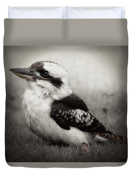 Kookaburra Beauty 01 Duvet Cover