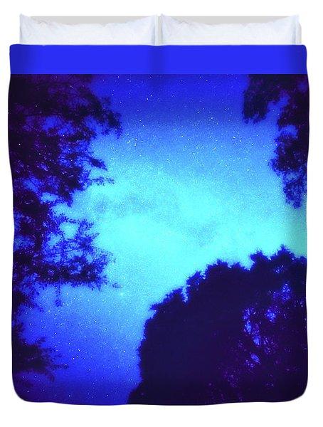 Kosmos Duvet Cover