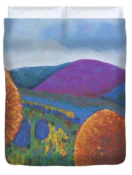 Kripalu Autumn Duvet Cover