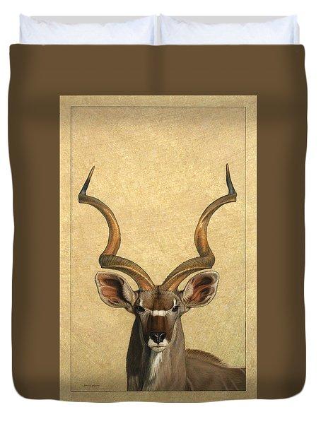 Kudu Duvet Cover