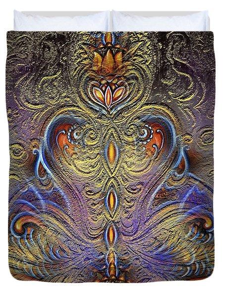Kundalini  Duvet Cover