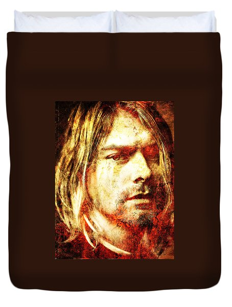 Kurt Duvet Cover