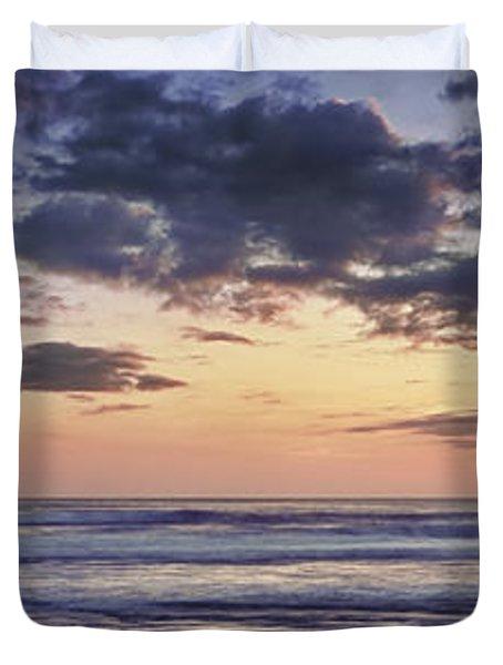 Kuta Beach - Bali Duvet Cover