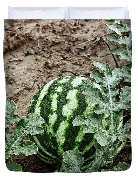 Ky Watermelon Duvet Cover