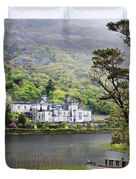 Kylemore Castle Duvet Cover