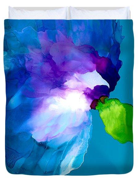 La Fleur Duvet Cover