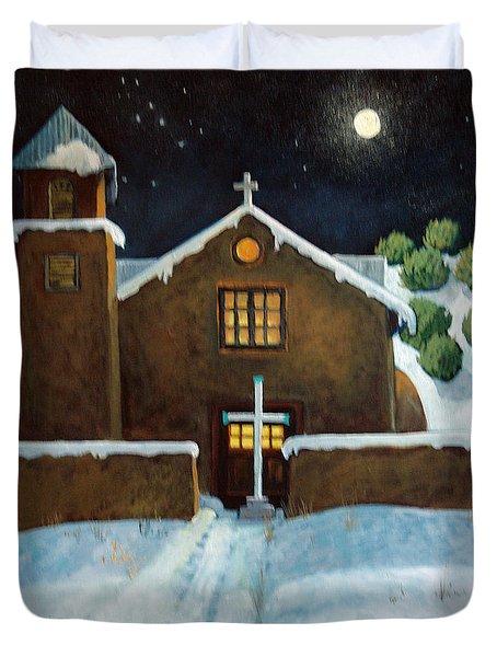 La Nochebuena Duvet Cover
