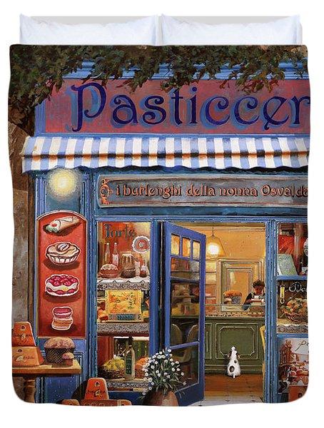 La Pasticceria Duvet Cover