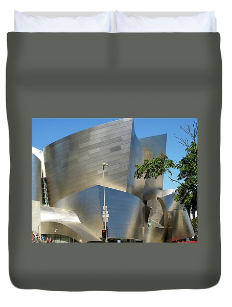La Phil Duvet Cover