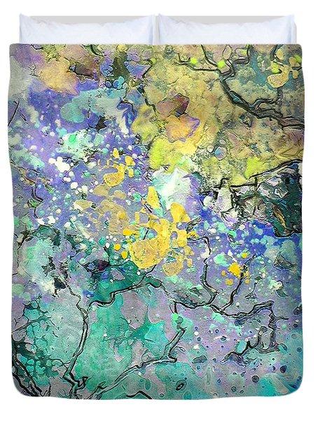 La Provence 08 Duvet Cover by Miki De Goodaboom