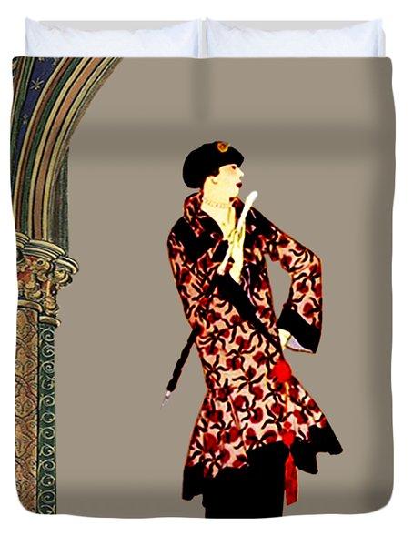 La Robe  Duvet Cover