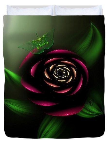 La Rosa Duvet Cover