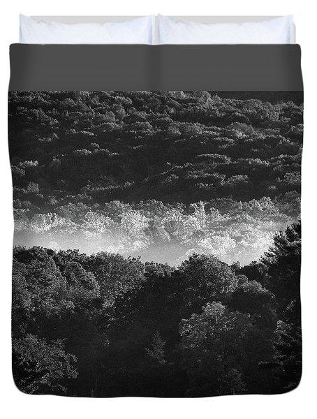 La Vallee Des Fees Duvet Cover